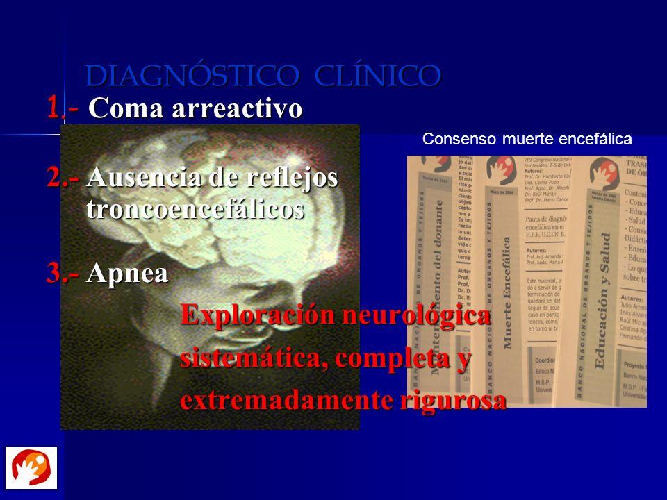 Exploración neurológica sistemática, completa y
