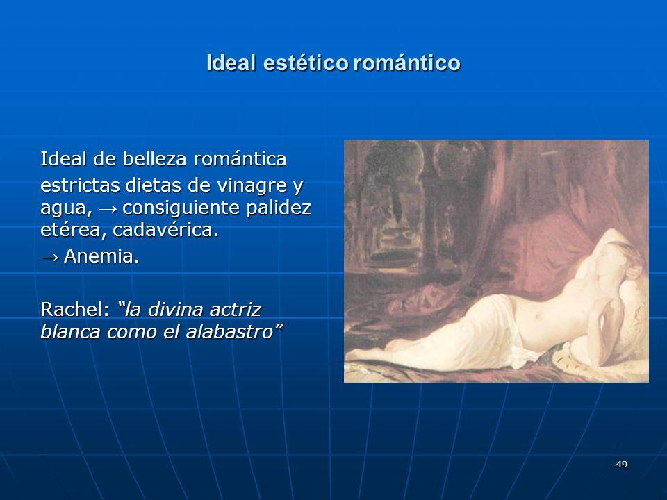 Ideal estético romántico