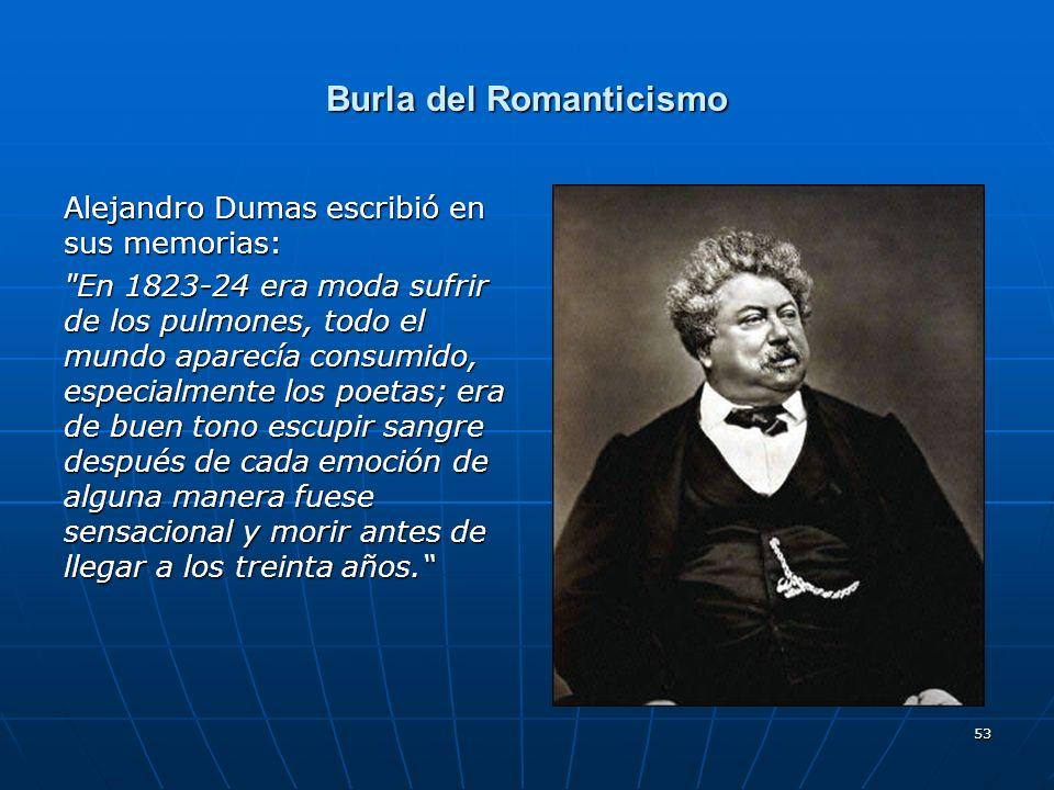 Burla del Romanticismo