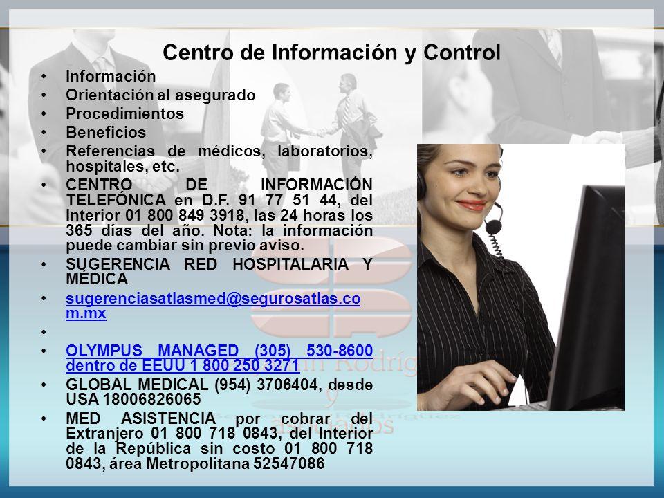 Centro de Información y Control