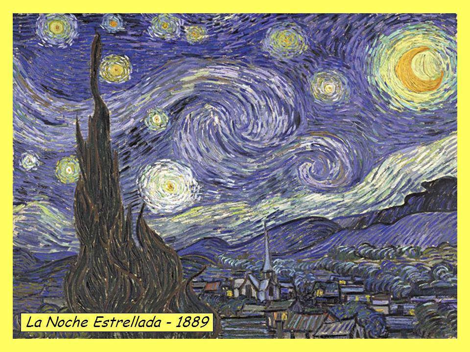La Noche Estrellada - 1889