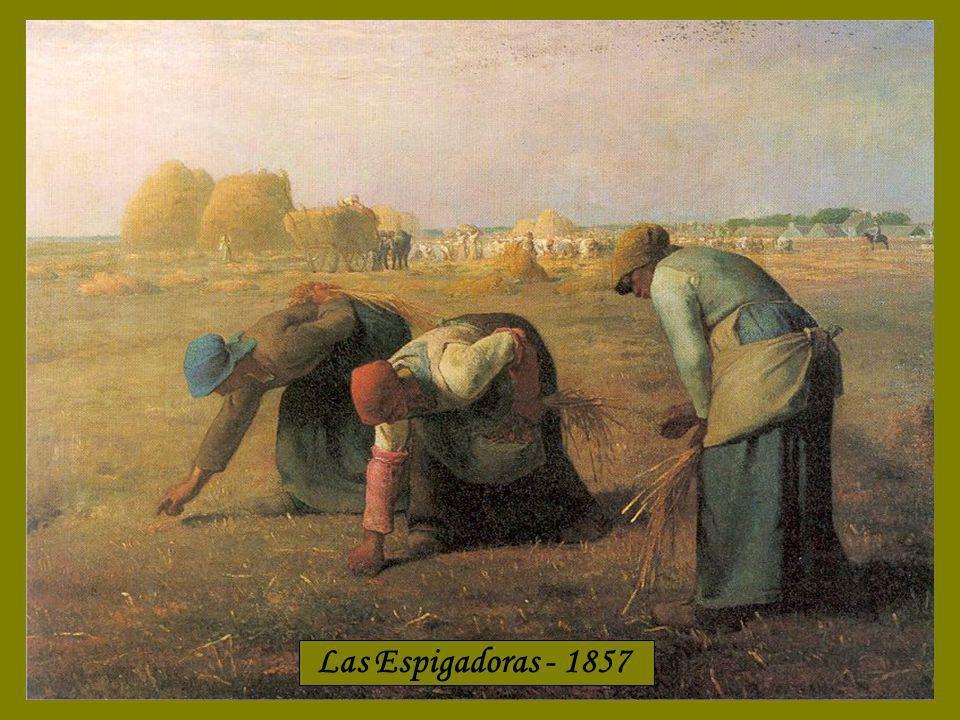 Las Espigadoras - 1857 Las Espigadoras - 1857