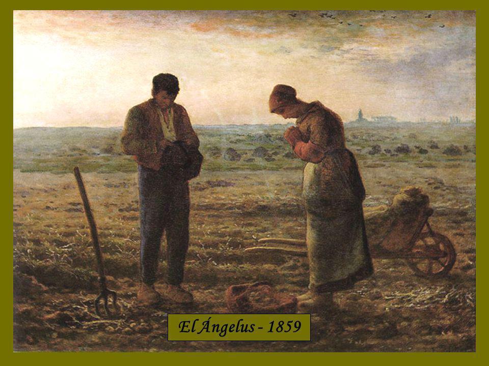 El Ángelus - 1859