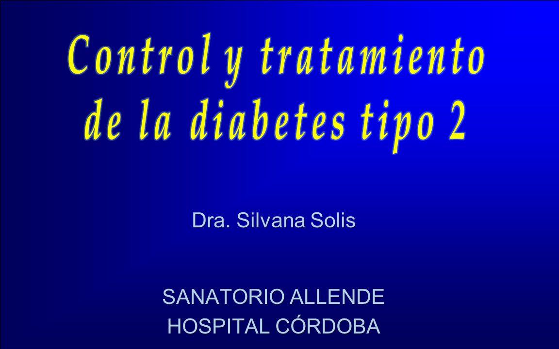 Dra. Silvana Solis SANATORIO ALLENDE HOSPITAL CÓRDOBA