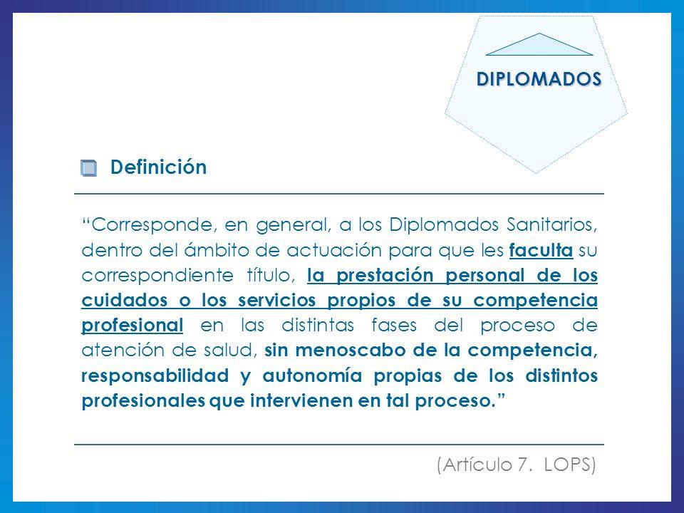 Definición DIPLOMADOS