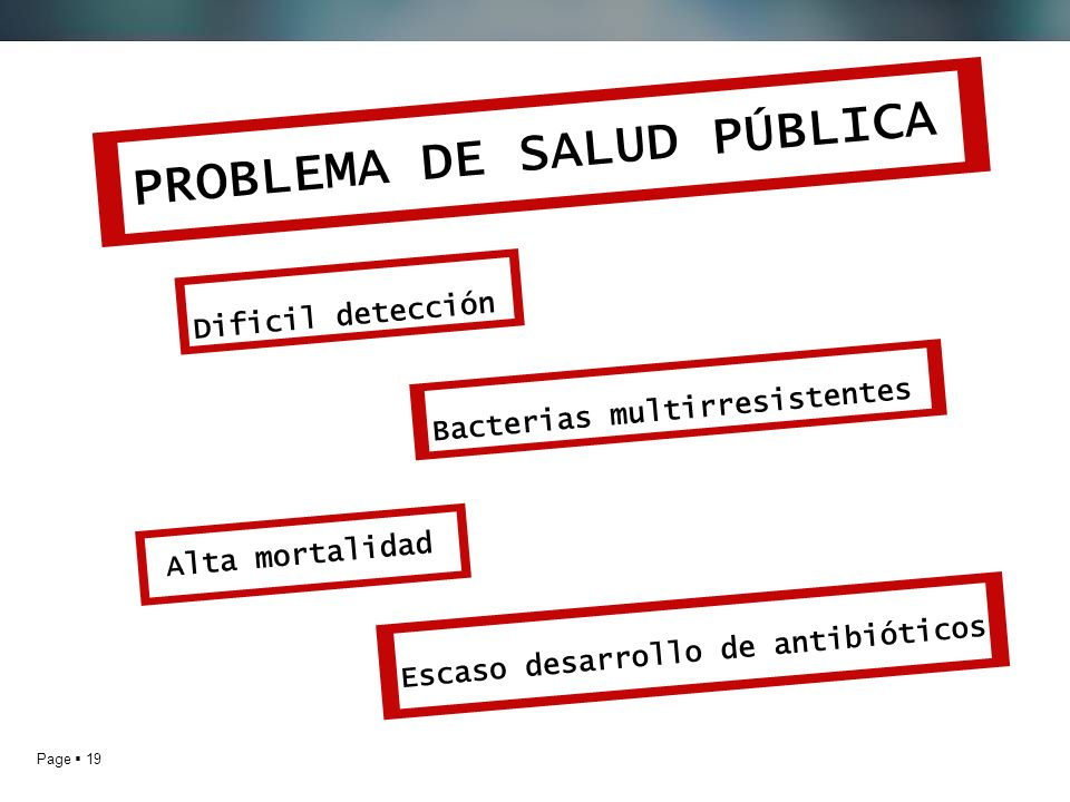 PROBLEMA DE SALUD PÚBLICA