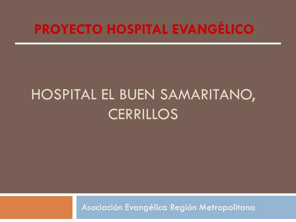 HOSPITAL EL BUEN SAMARITANO, Cerrillos