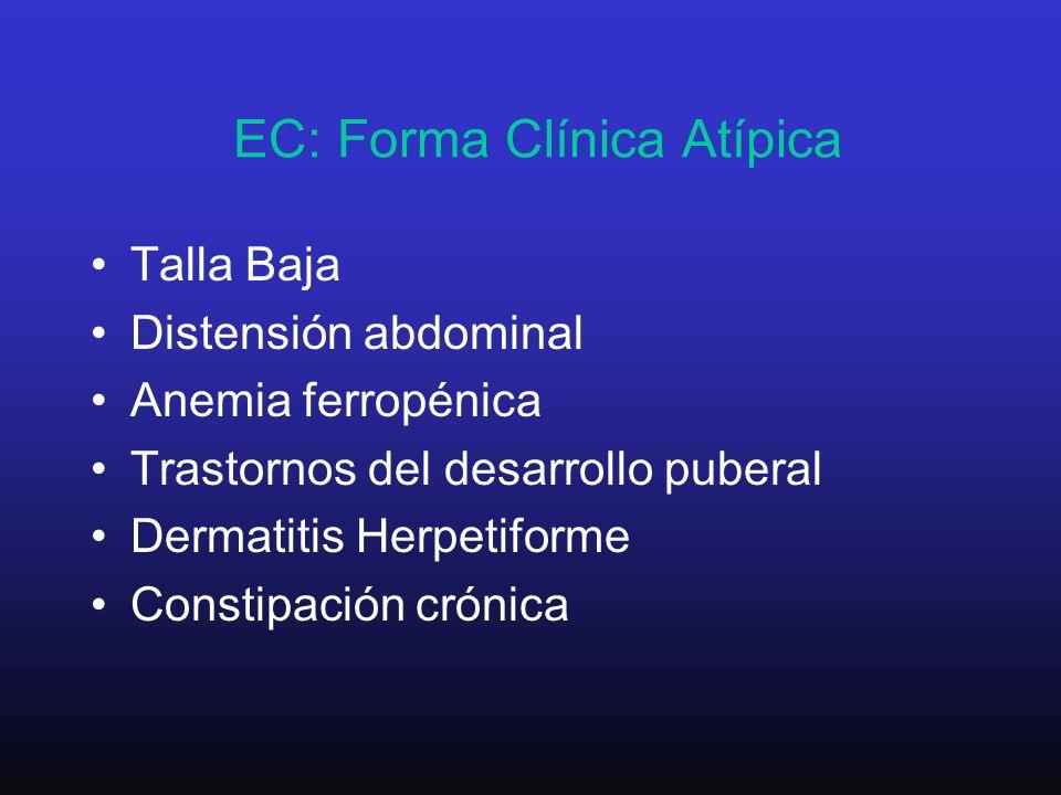 EC: Forma Clínica Atípica