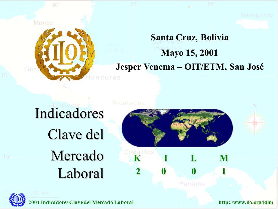 Jesper Venema – OIT/ETM, San José