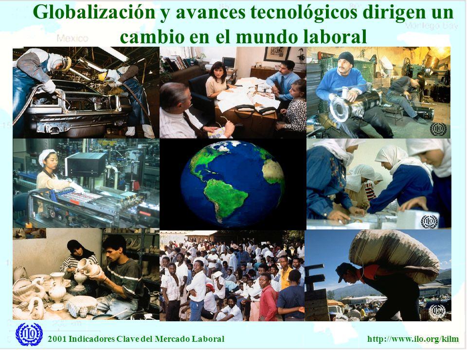 Globalización y avances tecnológicos dirigen un cambio en el mundo laboral