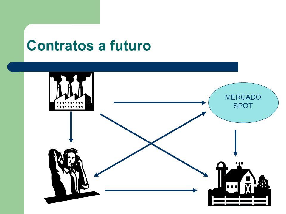 Contratos a futuro MERCADO SPOT