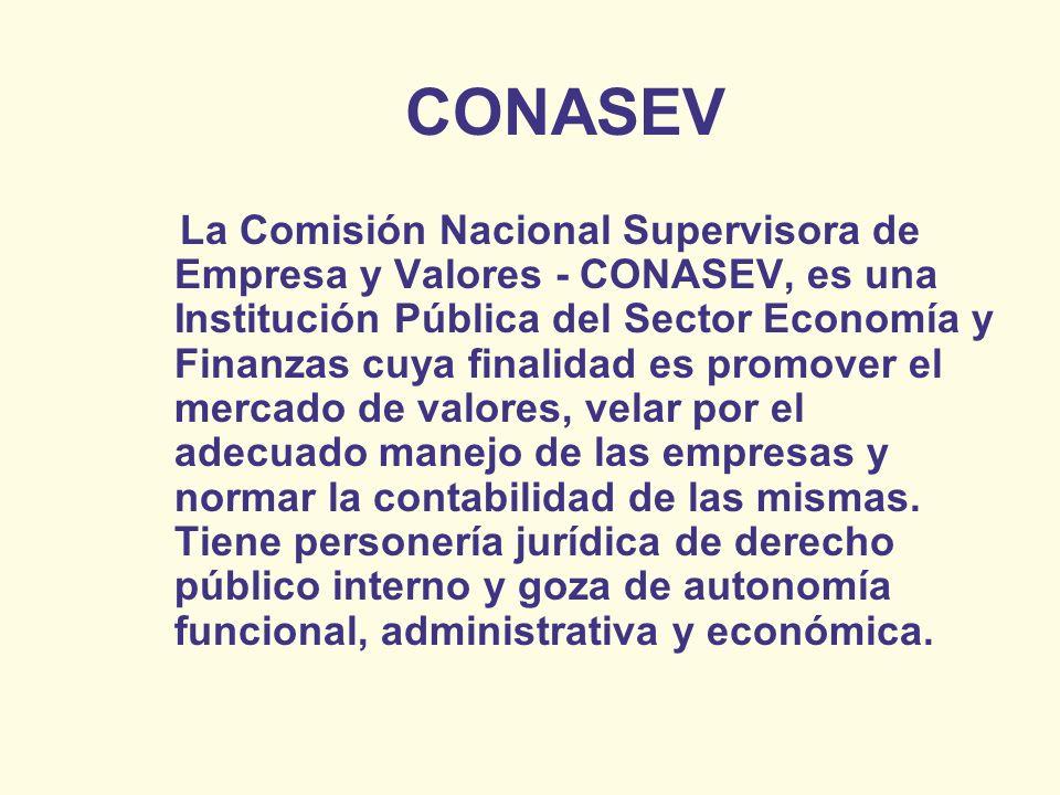 CONASEV