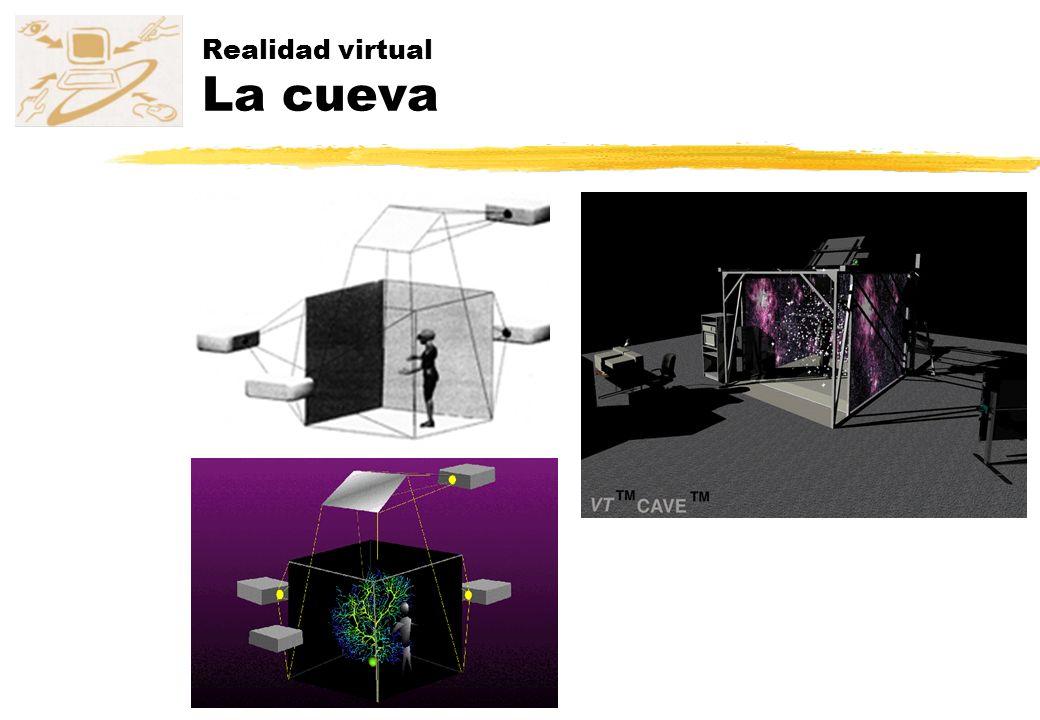 Realidad virtual La cueva