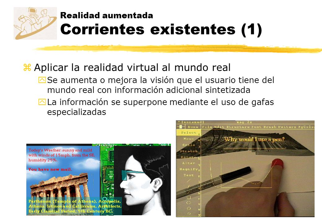Realidad aumentada Corrientes existentes (1)