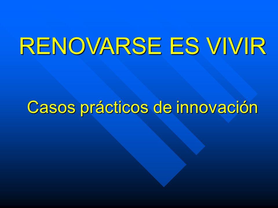 Casos prácticos de innovación