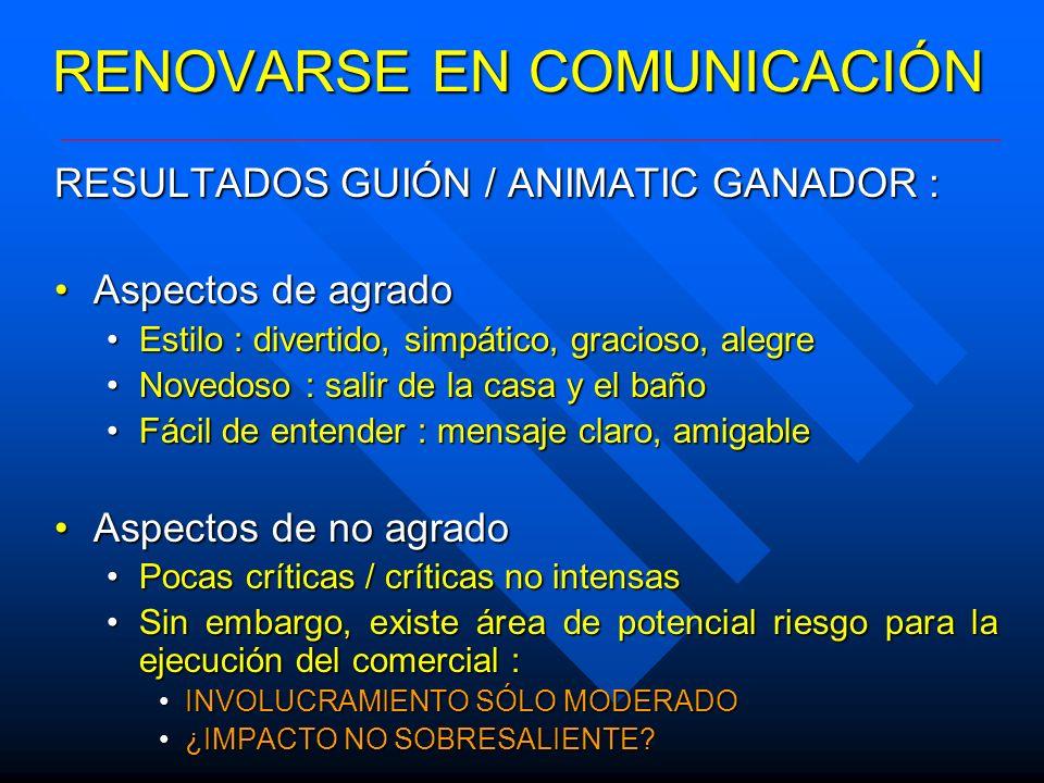 RENOVARSE EN COMUNICACIÓN