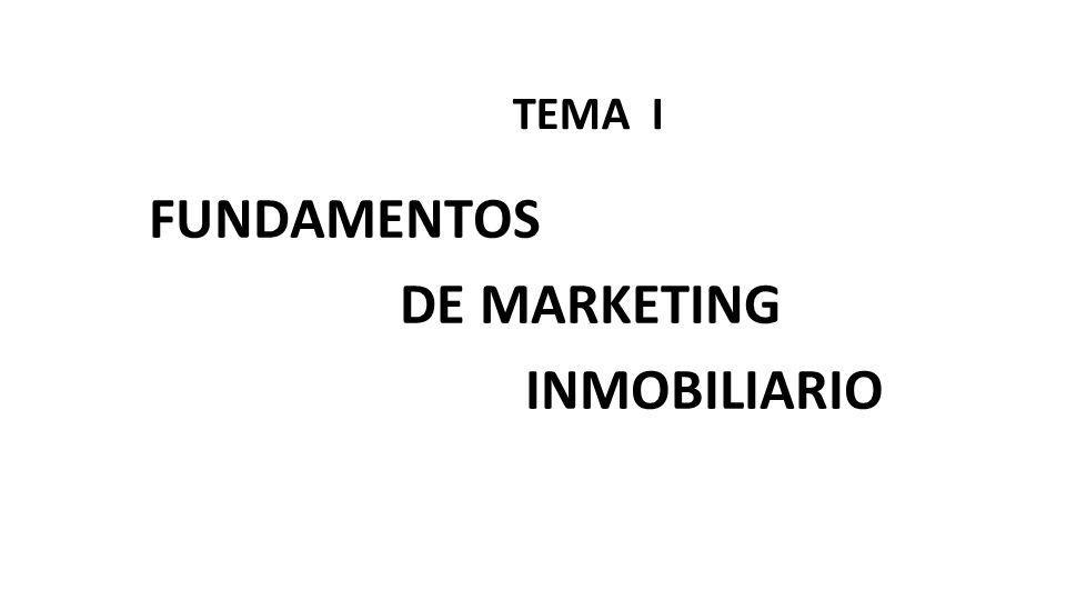 DE MARKETING INMOBILIARIO