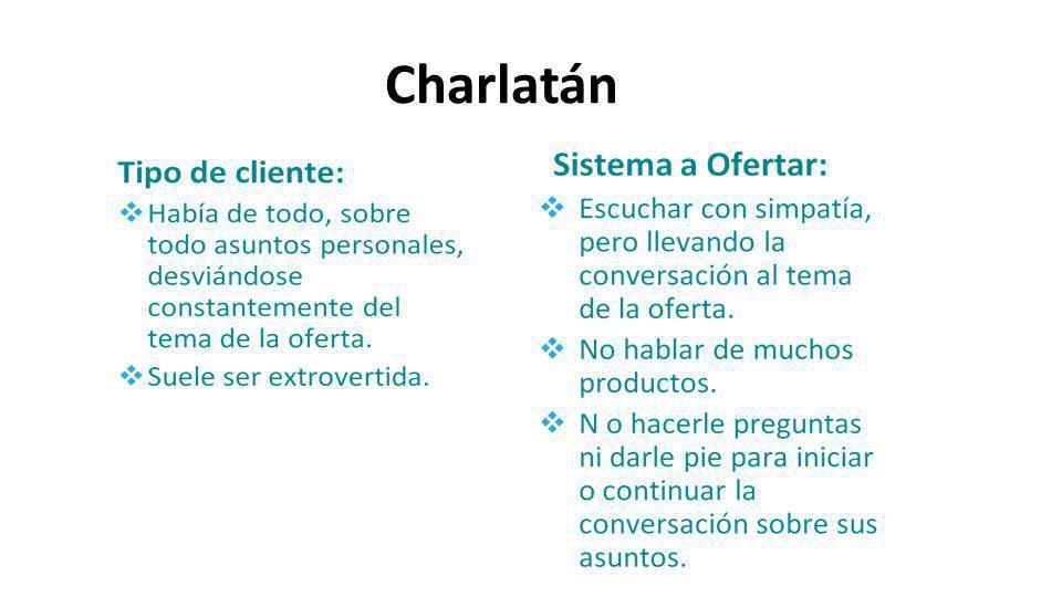 Charlatán 43