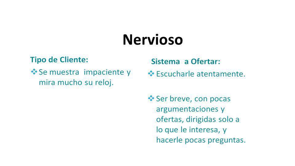 Nervioso 45