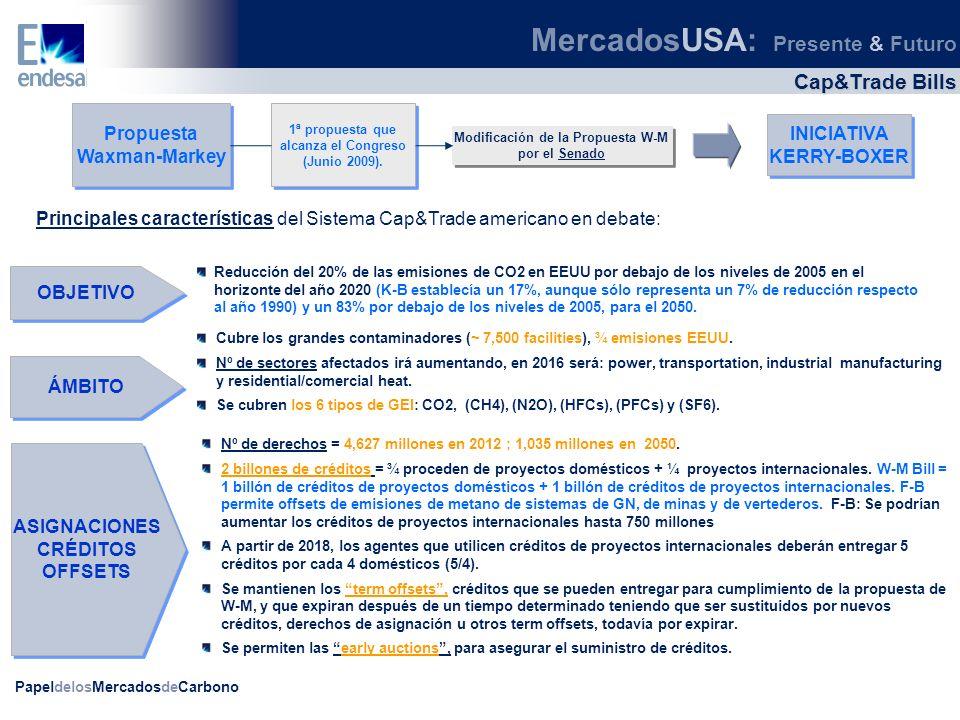 MercadosUSA: Presente & Futuro