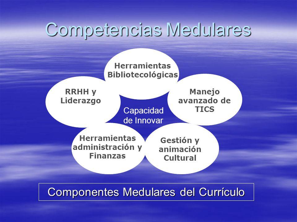 Competencias Medulares