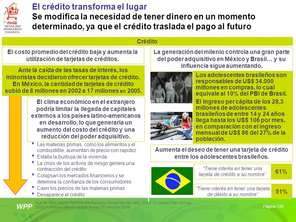 El crédito transforma el lugar