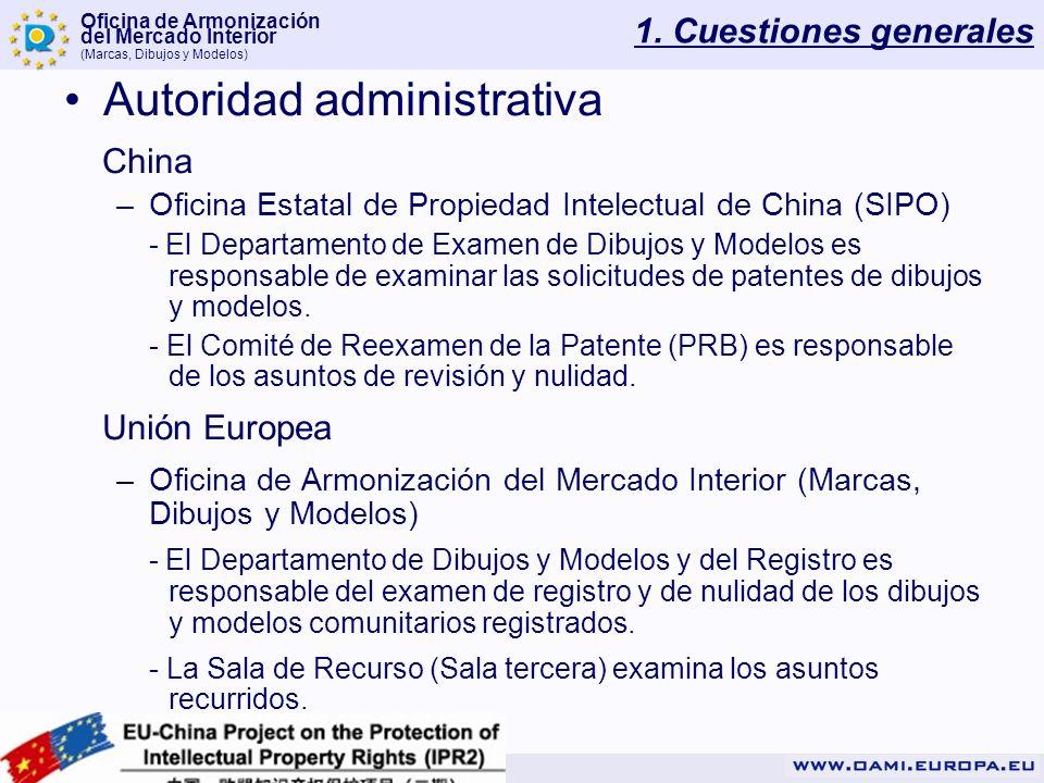 Seminarios itinerantes sobre la protecci n de los dibujos y modelos chinos 22 y 24 de marzo de - Oficina europea de patentes y marcas alicante ...