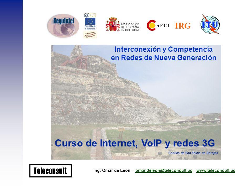 Interconexión y Competencia en Redes de Nueva Generación