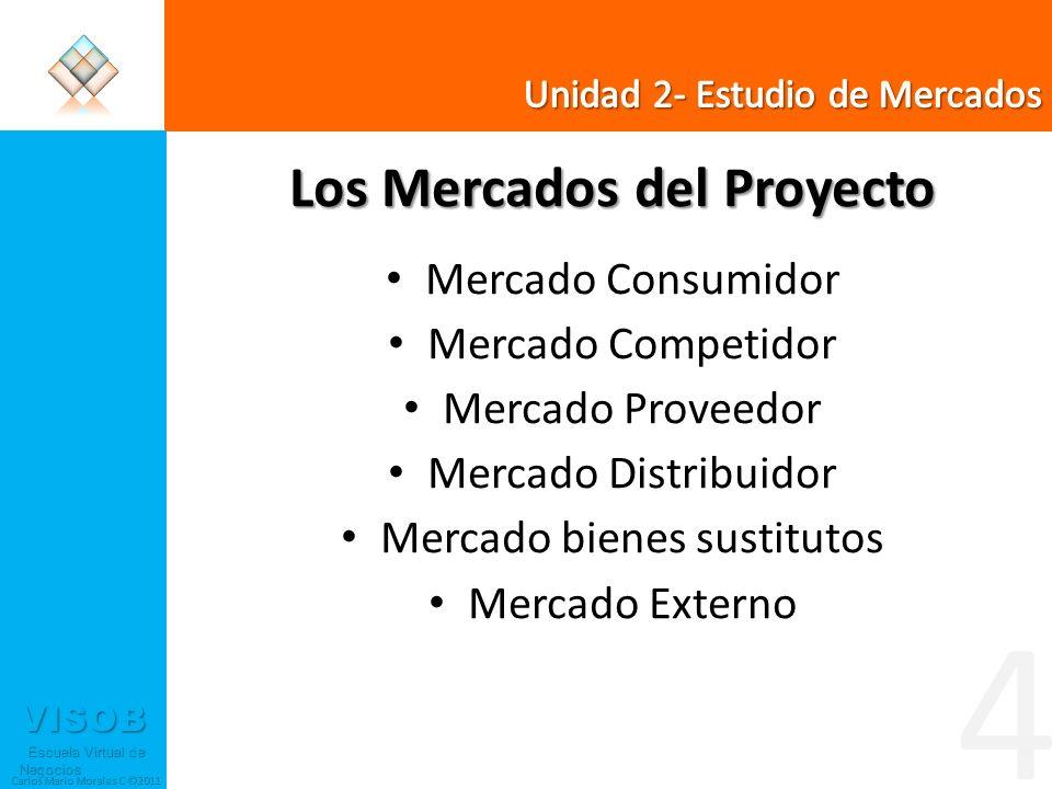 Los Mercados del Proyecto