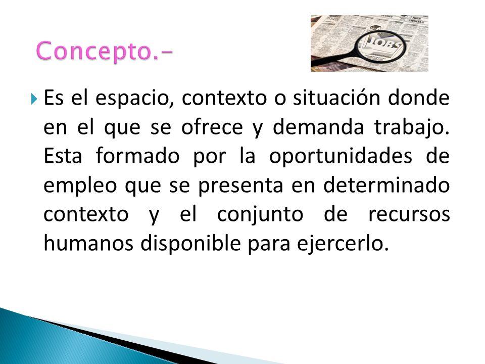 Concepto.-