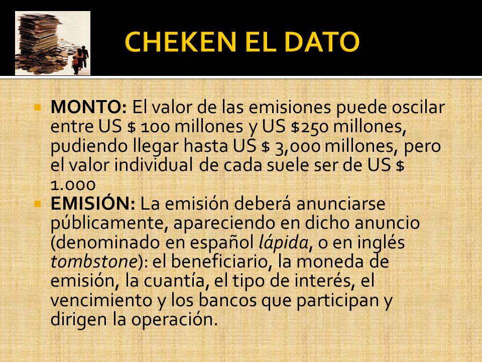 CHEKEN EL DATO