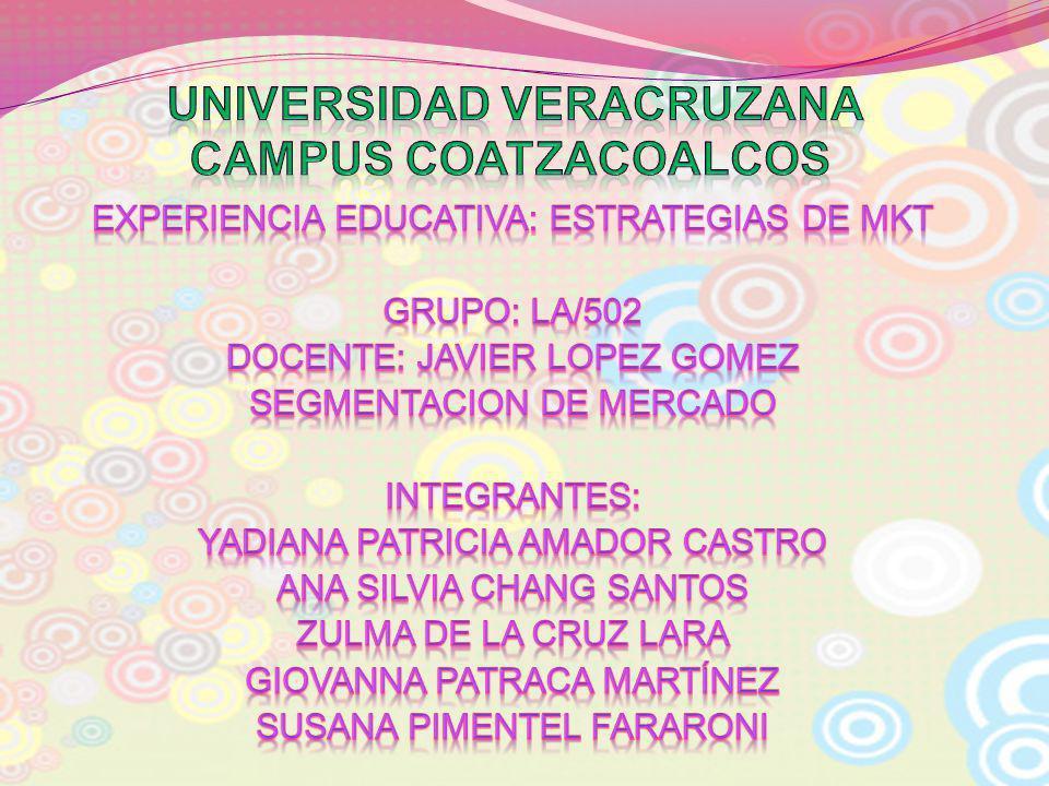 Universidad Veracruzana Campus Coatzacoalcos