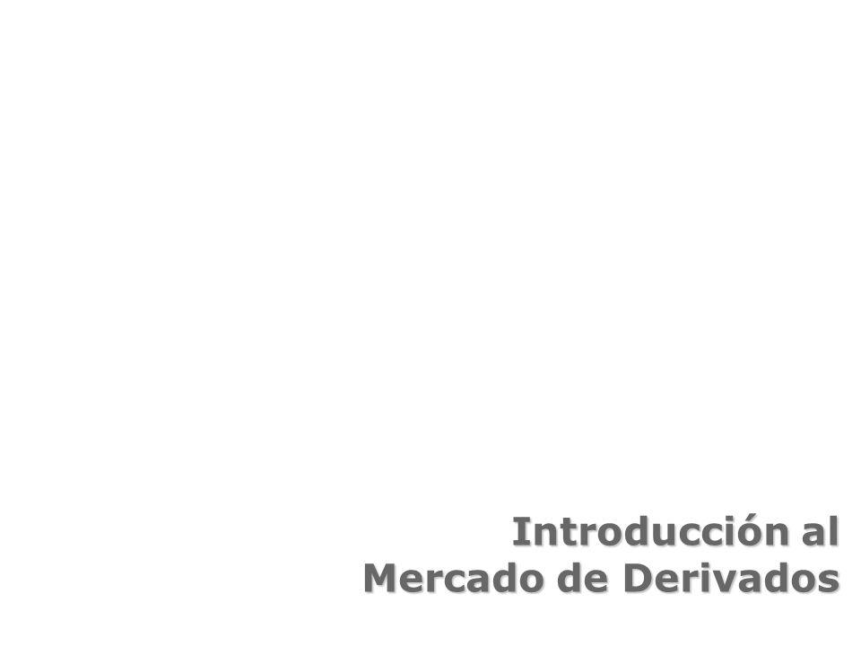 Introducción al Mercado de Derivados