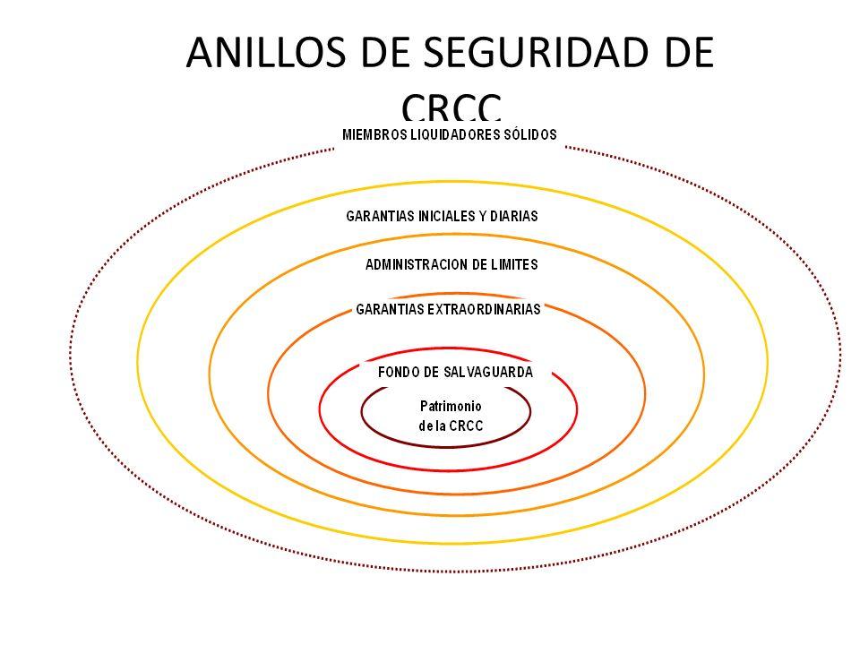 ANILLOS DE SEGURIDAD DE CRCC