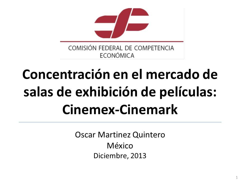 Oscar Martinez Quintero México Diciembre, 2013