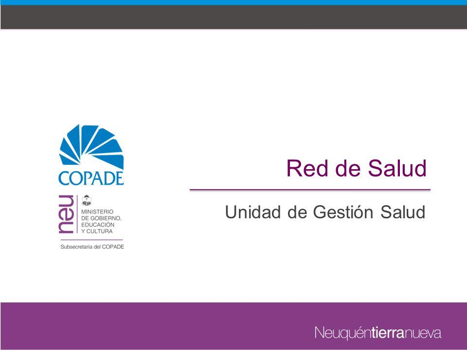 Red de Salud | UGS Unidad de Gestión Salud