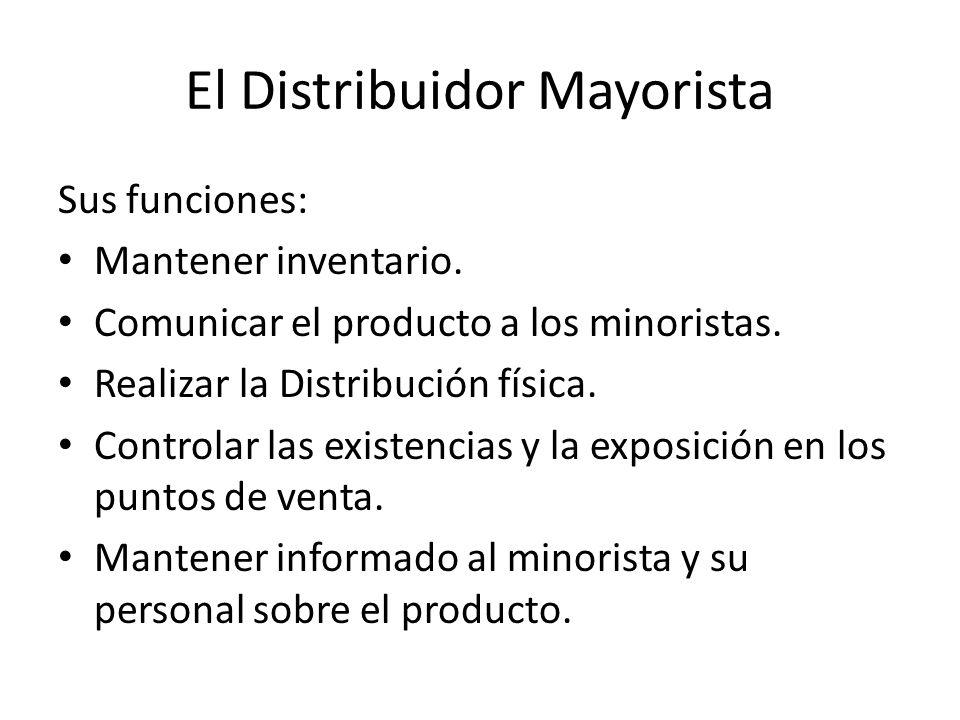 El Distribuidor Mayorista