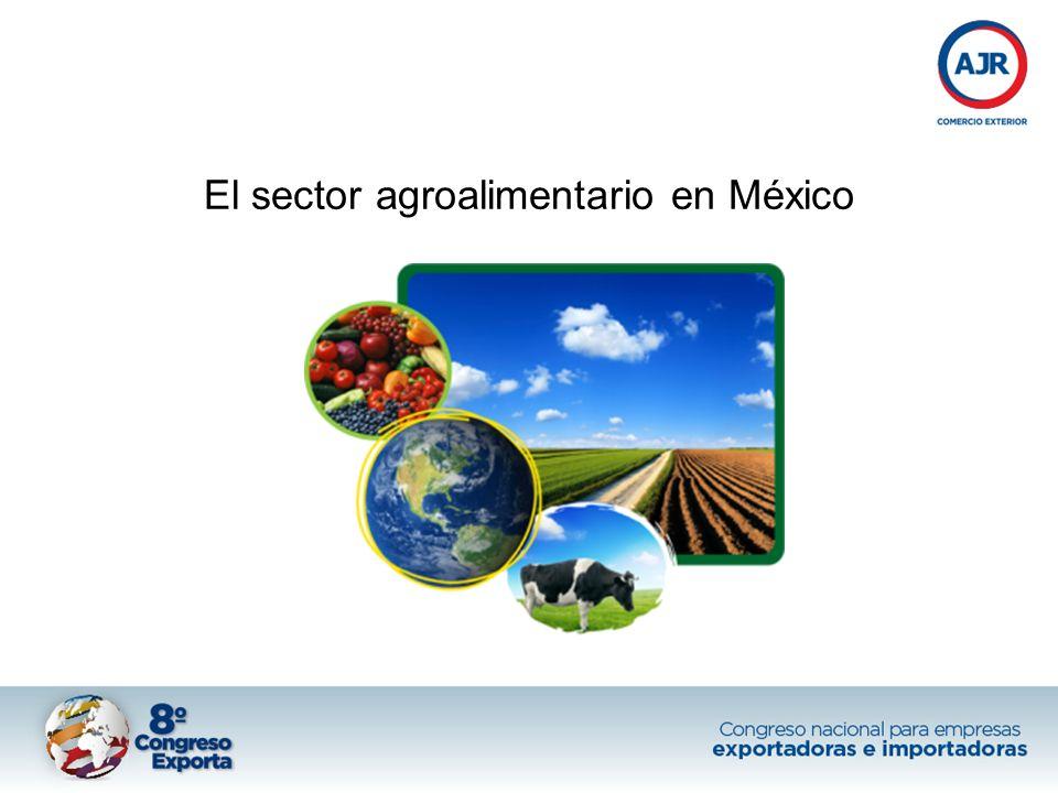El sector agroalimentario en México