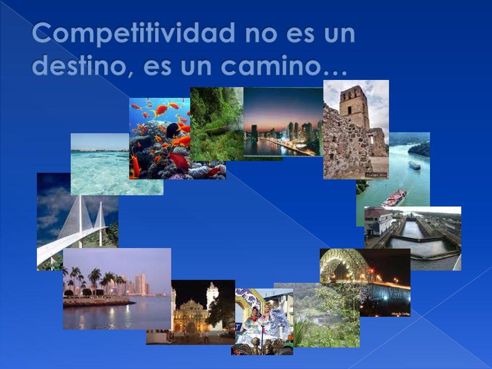 Competitividad no es un destino, es un camino…