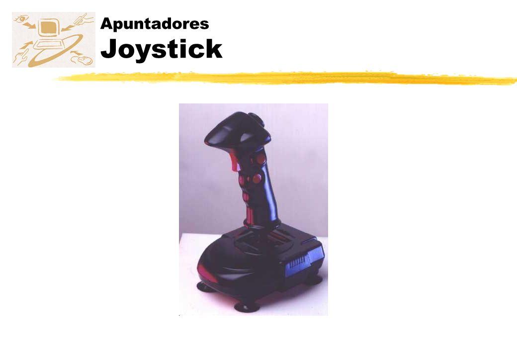 Apuntadores Joystick