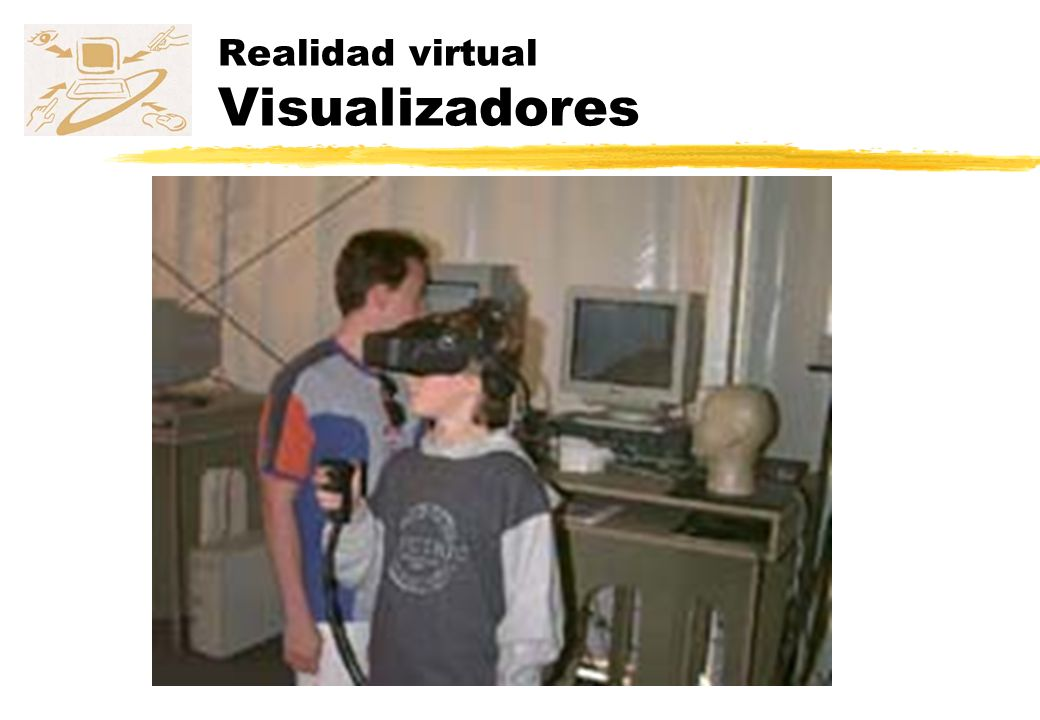 Realidad virtual Visualizadores