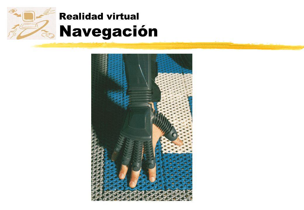 Realidad virtual Navegación