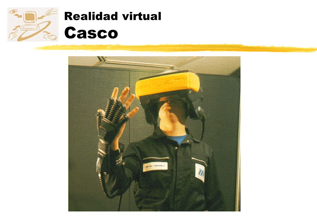 Realidad virtual Casco