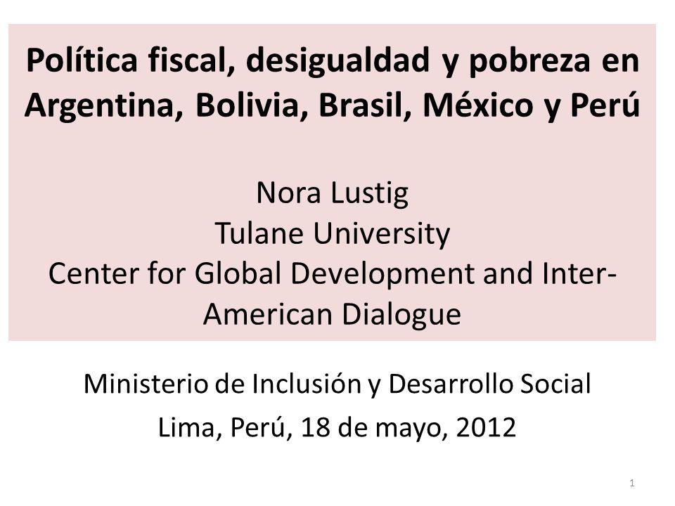 Ministerio de Inclusión y Desarrollo Social