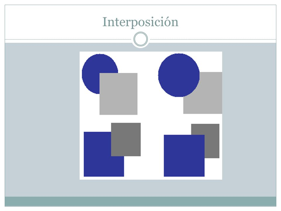 Interposición