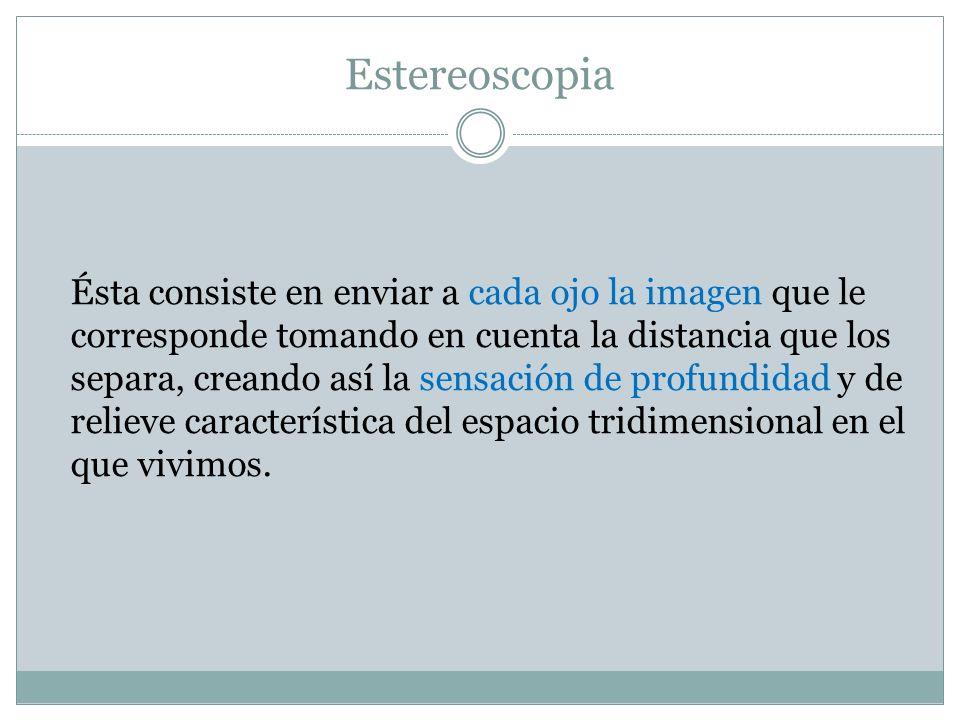 Estereoscopia