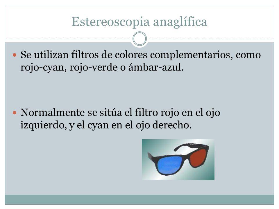 Estereoscopia anaglífica