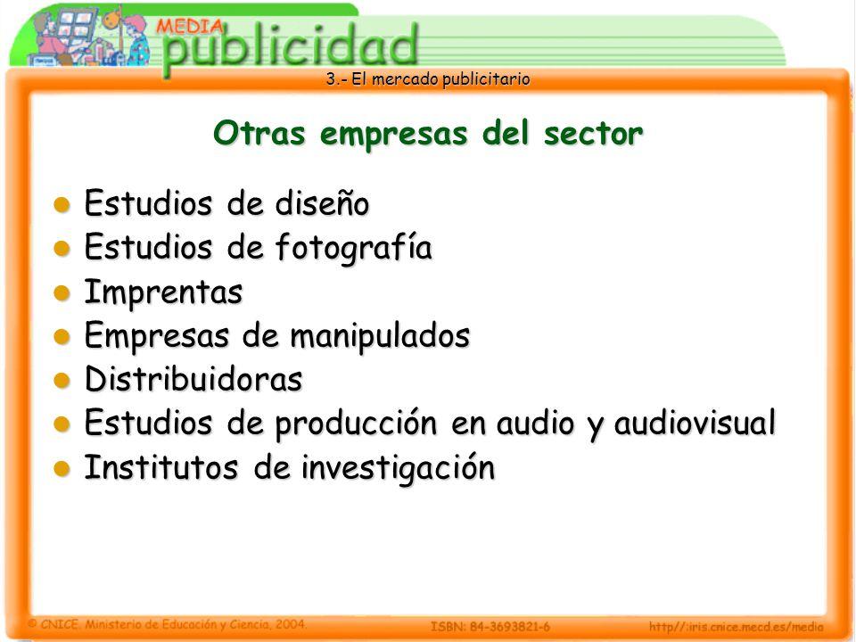 Otras empresas del sector