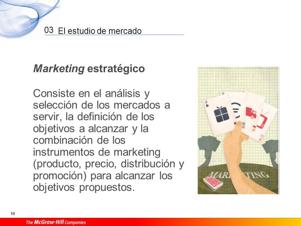 Estas variables son: Producto, Precio, Distribución y Promoción.