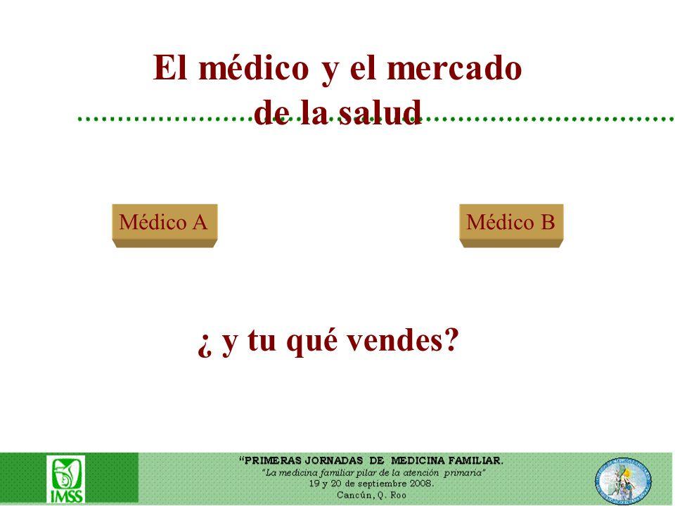 El médico y el mercado de la salud